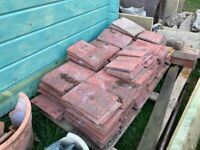 Redland roof tiles used