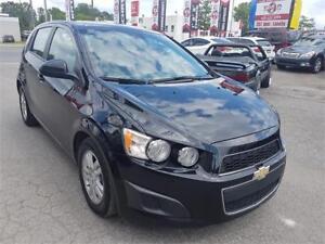 2012 Chevrolet Sonic LS, AUTO, MAGS, A/C** 1 AN DE GARANTIE **