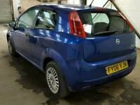 Fiat punto 1.2litre 2006 Drives well