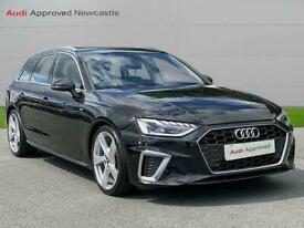 image for 2020 Audi A4 40 Tfsi S Line 5Dr S Tronic Auto Estate Petrol Automatic