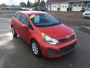 SOLD SOLD SOLD 2015 Kia Rio 5dr HB Auto EX wow Only 3600 km