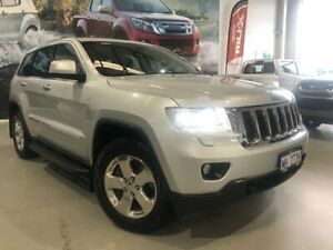 2011 Jeep Grand Cherokee WK Laredo (4x4) Silver 5 Speed Automatic Wagon Rockingham Rockingham Area Preview