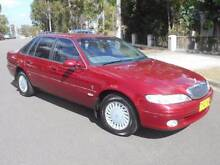 1996 Ford Fairlane Sedan Ghia Aut Low km Smithfield Parramatta Area Preview