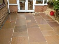 Gardens. Fence. rubbish removals. Turfing. Decking. Block Paving. flagging, indian, landscaping