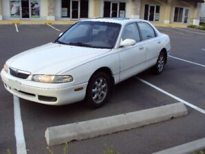 Sweet Deal! Mazda 626 ES, Auto, AC, Nice Stereo, Power wind/lock