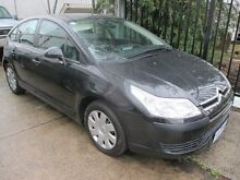 2007 Citroen C4  Black 4 Speed Automatic Hatchback Tottenham Maribyrnong Area Preview