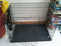 """Extra Large Dog Crate, 42"""" x 28"""" x 30"""""""