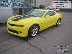 2014 Chevrolet Camaro 2LT-ONE OWNER! ACCIDENT FREE!