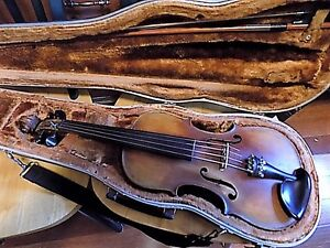 HOPF violin over 100 yrs. old in very good condition