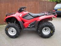 HONDA TRX 420 TM FOURTRAX 420 2WD QUAD BIKE 2008