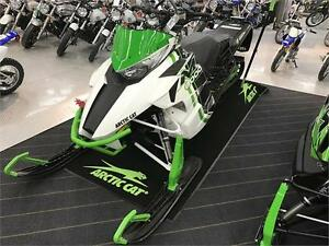 2015 Arctic Cat M8000 Clearout Event
