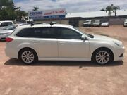2011 Subaru Liberty B5 MY12 2.5i Lineartronic AWD Premium White 6 Speed Constant Variable Wagon Rosslea Townsville City Preview