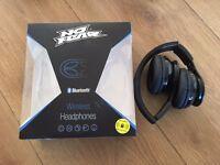 'No Fear' Bluetooth Wireless Headphones