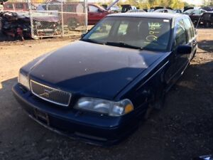 1998 VOLVO S70 JUST IN FOR PARTS @ PIC N SAVE!
