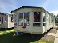 Fantastic High Spec Carnaby Rosedale 37x12 2007 located on Nairn Lochloy Holiday Park