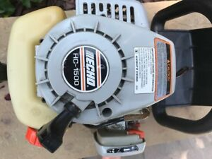 Echo Leaf Blower and 22 inch Stihl Hedge Trimmer for Sale