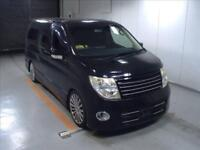 2005 Nissan Elgrand ME51 HIGHWAY STAR LOW MILES 2.5 5dr