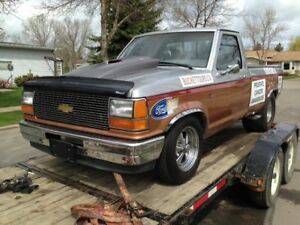 1993 FORD DRAG TRUCK