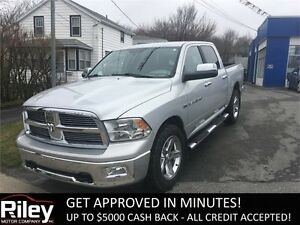2011 Ram 1500 Big Horn STARTING AT $211.68 BI-WEEKLY