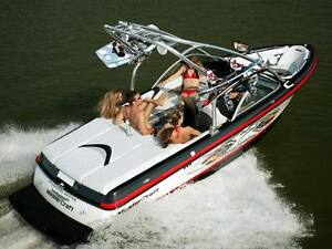 2005 MASTERCRAFT X2 WAKEBOARD BOAT - LOW HOURS, GREAT CONDITION