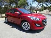 2016 Hyundai i30 GD4 Series II MY17 Active Red 6 Speed Sports Automatic Hatchback Old Reynella Morphett Vale Area Preview