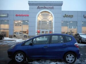 2010 Honda Fit DX-A