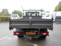 Ford Transit T350 SINGLE CAB DROPSIDE TIPPER TDCI 100PS DIESEL MANUAL (2014)