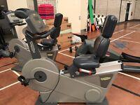 Technogym XTPRO Recline 600 Exercise Bike