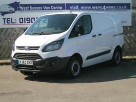 Ford Transit Custom 2.2TDCi[100PS] 310 L1 H1 SWB[AC][SENSORS] DIESEL 2013/63