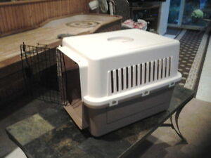 Dog Crate, like new