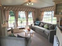 GREAT VALUE STATIC CARAVAN FOR SALE RIBBLE VALLEY 12 MONTH PARK