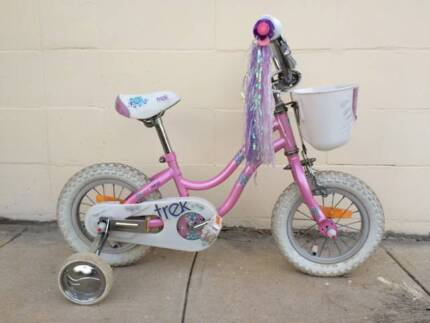 "Girl's 12"" bike Trek Mystic"
