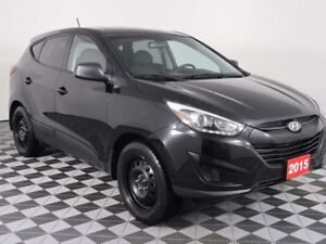 2015 Hyundai Tucson w/HEATED SEATS, BLUETOOTH, CRUISE CONTROL, W