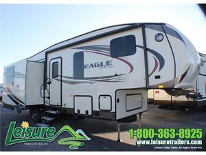 2016 Jayco Eagle 27.5RLTS HT Fifth Wheel