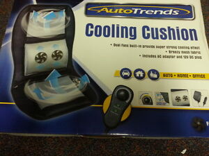 Drivers Air Conditioned Seat or Home Cooling Cushion