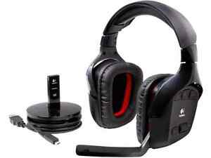 Logitech Wireless Gaming Headset