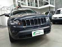 2014 Jeep Compass MK MY14 BLACKHAWK CVT AUTO STICK 6 Speed Constant Variable Wagon Essendon Moonee Valley Preview