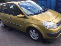 Renault Scenic 1.9dci 5 seat.