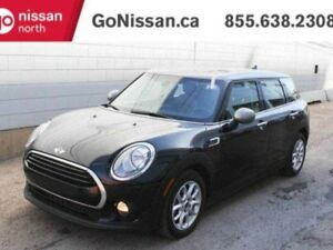 2017 MINI Cooper Clubman HEATED SEATS, AUTO, LOW KMS, AIR, BLUET