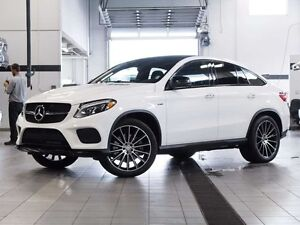 2016 Mercedes-Benz GLE-CLASS GLE450 AMG Coupe All-wheel Drive 4M