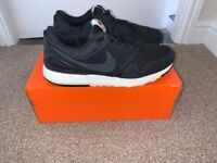 Nike Air Vibenna Men's Size 9, Black Suede/Upper, Great Condition. Cost £65, accept £23 ono