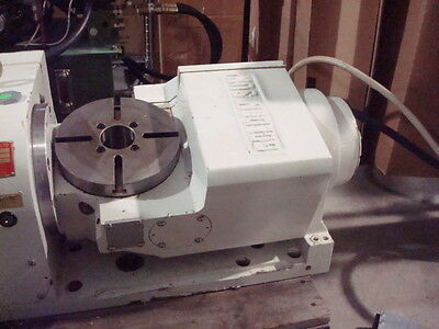 Cnc Gsa Cnct-202rb 4th And 5th Axis - No Motors Free Shipping
