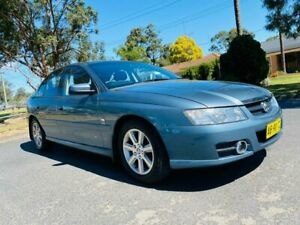 2004 Holden Berlina VZ Blue 4 Speed Automatic Sedan Camden Camden Area Preview