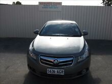 2010 Holden Cruze JG CDX Grey 6 Speed Automatic Sedan Hillcrest Port Adelaide Area Preview