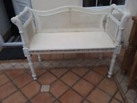 French Style Ornamental Bench
