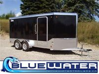 FREE PREMIUM UPGRADES on the FT and Deluxe Cargo Trailer!