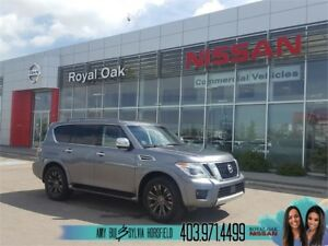 2017 Nissan Armada Platinum Edition ** Save From New **