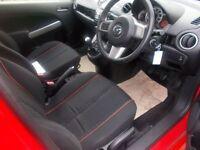 MAZDA 2 1.3 TAKUYA 5d 83 BHP (red) 2011