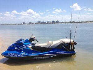 Jet Ski Seadoo GTX Limited 2008 Surfers Paradise Gold Coast City Preview