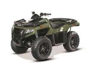 2017 ARCTIC CAT ALTERRA 400 4X4